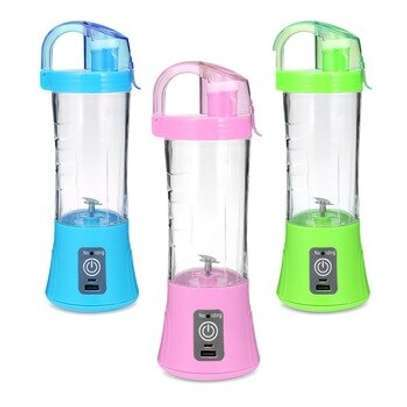 Portable juice blender  380 ml rechargeable