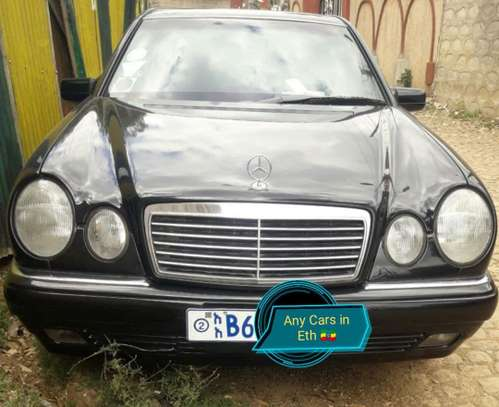 1997 Model-Mercedes Benz image 4