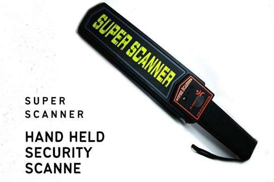 Hand Held Security Scanner image 1