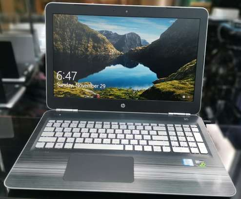 Hp Gaming Pavilion Core i5 6th generation HQ processer image 1