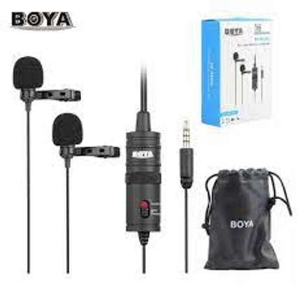 BOYA a Dual Universal Microphone image 1