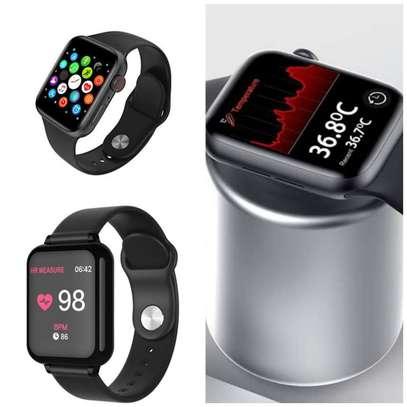 W26 Smart Watch Series 6 image 1