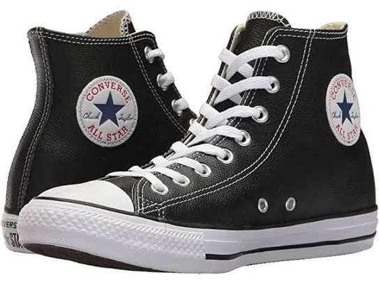 All Star Leather Boots image 1