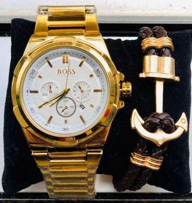 Hugo Boss Men's Watch image 4