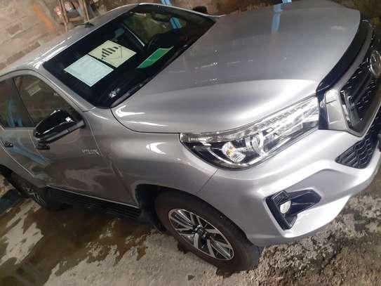 2020 Model-Toyota Hilux D4D