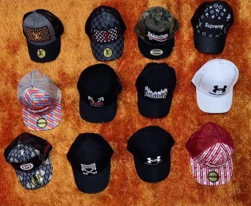 Assorted Colors Caps