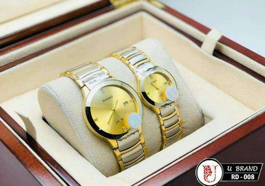 RADO WATCHES FOR COUPLES