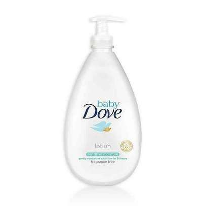 Dove Baby Wash and Lotion