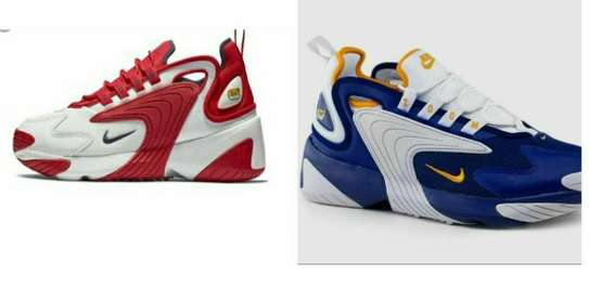 Assorted Colors Nike Zoom 2k Shoes