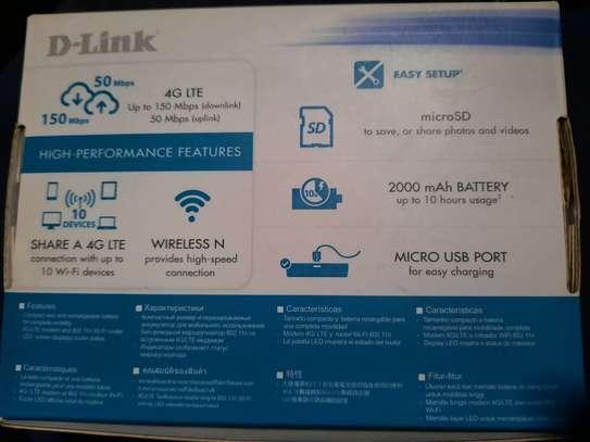 D- Link 4G LTE Router image 2
