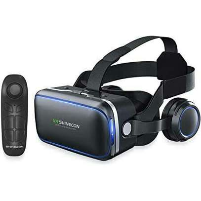Virtual reality box with controller image 1