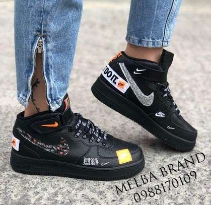 Nike Air Force Just Do It Men's Shoe