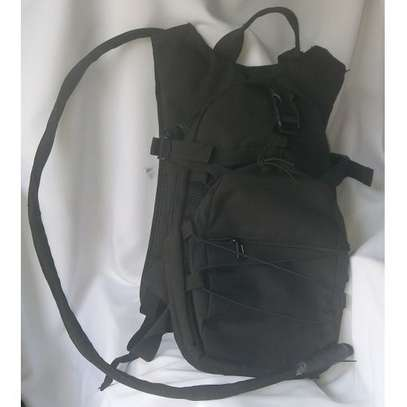 Water Bag Military Tactical Hydration Waterproof Camel image 1
