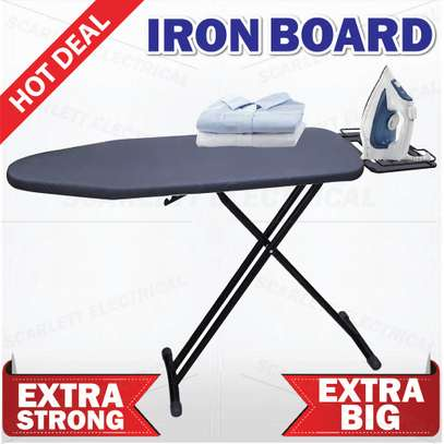super strong high quality Adjustable Ironing Board 122 x 38 cm,