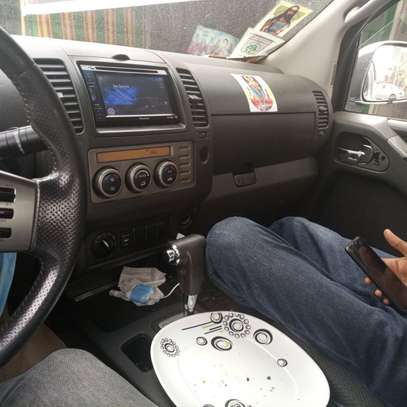 2010 Model-Nissan Navara Double Cab image 5