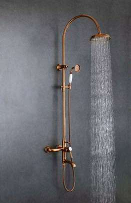 Contemporary Rain Fall Shower