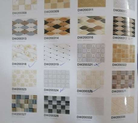 Ceramic Tile (25*40*8 Mm) image 1