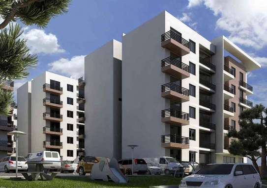 2 Bedroom Apartment For Sale (Noah Green Park Apartments) image 3