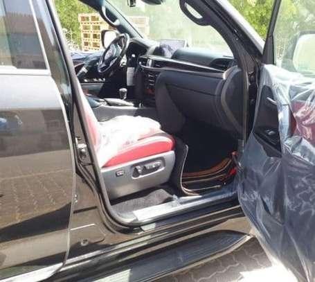 2021 Model Lexus LX (Duty Free) image 6