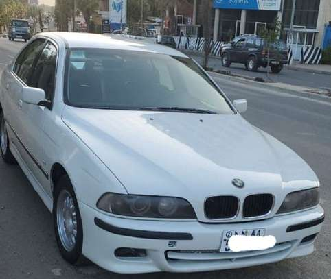 1997 Model BMW 5 Series image 1