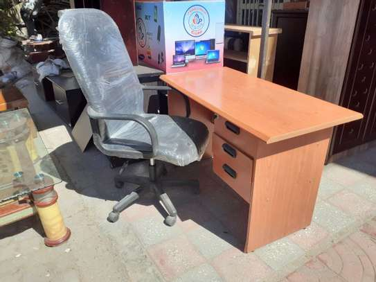 Office Table With Chair image 1