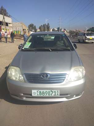 Toyota Corolla Executive Car For Rent With Driver image 3