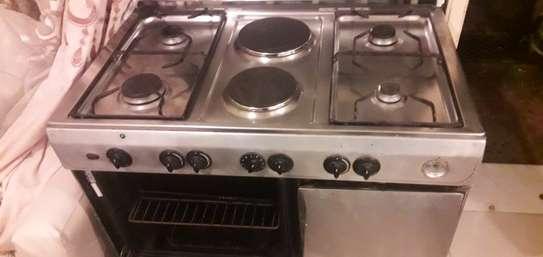 እስቶብ ባለ 7,ማብሰያ oven /stove image 2