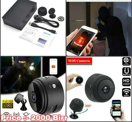 A9 Mini camera wireless image 1