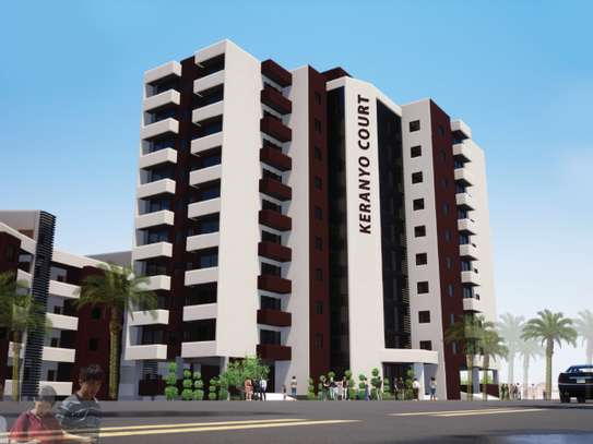 1, 2 & 3 Bed Room Apartment For Sale image 1