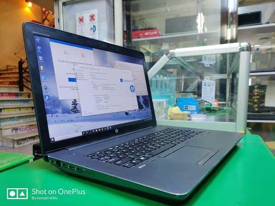 HP ZBook Workstation