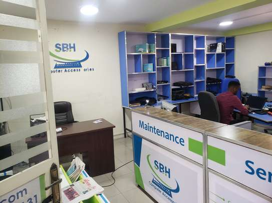 Sbh Computer and Accessories Service Center