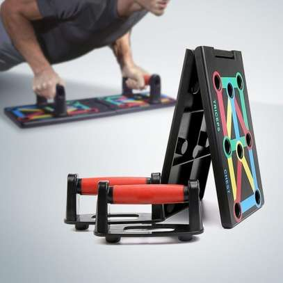 Foldable push up tool image 1