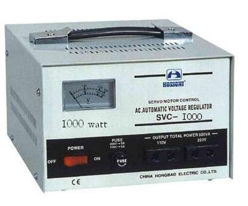 Gatto Fully Automatic 1000 watt Voltage Stabilizer