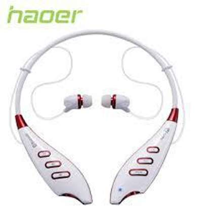 Bluetooth wireless stereo mp3 headset image 1