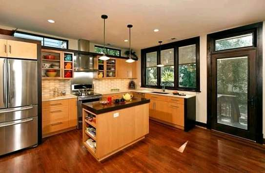 Wooden Complete Kitchen image 1