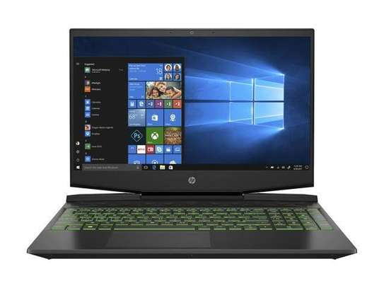 HP pavilion core i5 16gb ram 512ssd 4GB GTX 1650 graphics  9th generation image 1