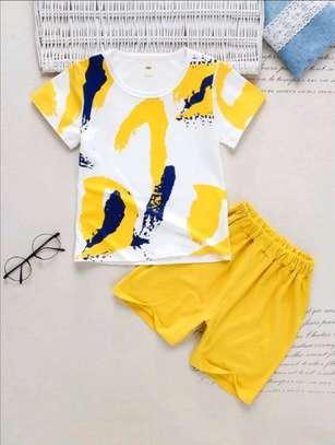 T-shirts And Shorts image 1