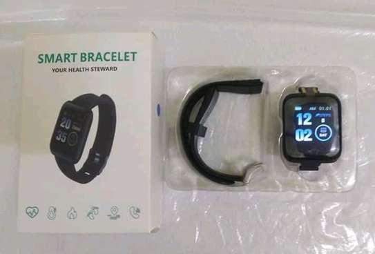 Fitpro smart bracelet watch image 2