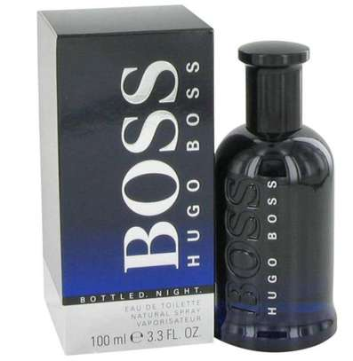 Original Hugo Boss Bottled Night Men's Fragrance