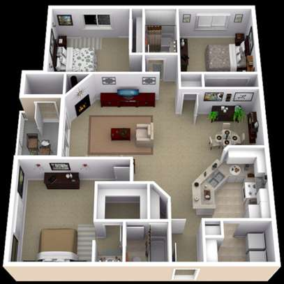 3 Bedroom Apartment For Sale image 5