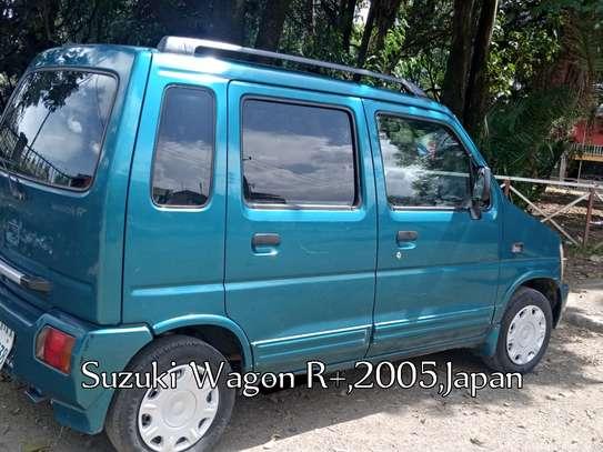 2005 Model-Suzuki Wagon R+ image 4