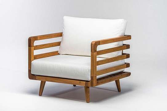 New Design Wooden Sofa Chair