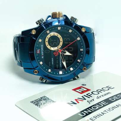 NAVIFORCE Chronograph watches image 1