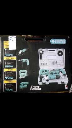 Sata Tools Set 4 Pcs
