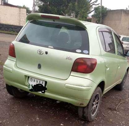 2004 Model Toyota Vitz image 3