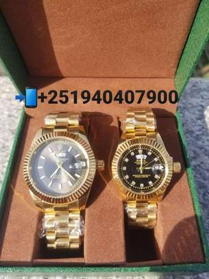 Rolex Couple's Watch