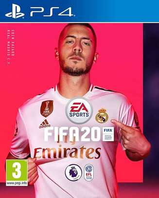 FIFA 20 [PRE-ORDER] ┃FOR PS4 ONLY┃