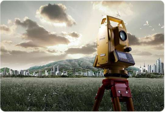 Slightly used South NTS-362R total station