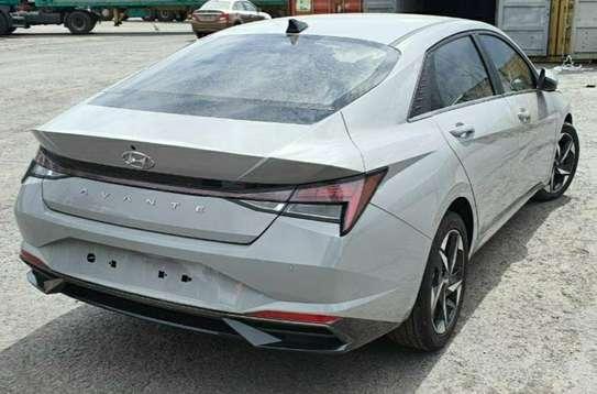 2021 Model Hyundai Avante image 4