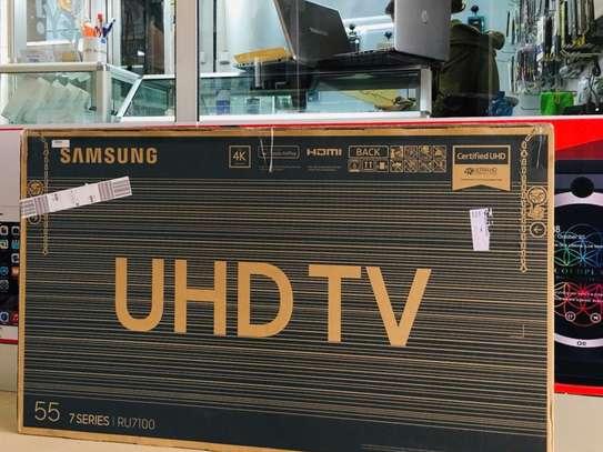 SAMSUNG 55inch Flat Tv